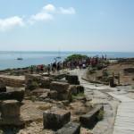 Visita guidata nell'area archeologica di Tharros